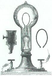 Elektra machines - La lampe a incandescence ...